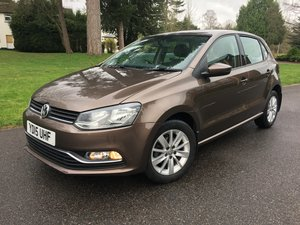 2015 Volkswagen Polo 1.0 SE Bluemotion SOLD