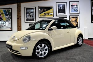 2004 VW Beetle 8V Classic Colours For Sale