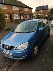 2005 VW Polo 1.2 Blue