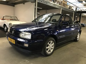 Volkswagen Golf MK3 Convertible 1997 For Sale