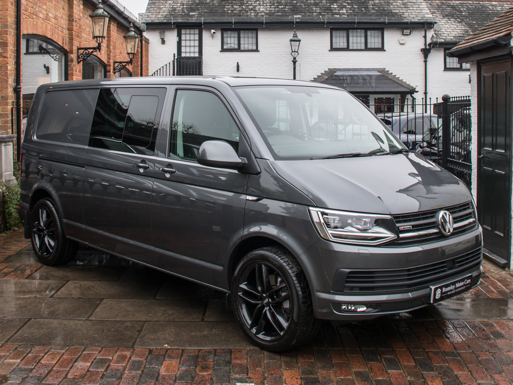 2017 Volkswagen    Transporter T32 Highline 4Motion  For Sale (picture 2 of 18)