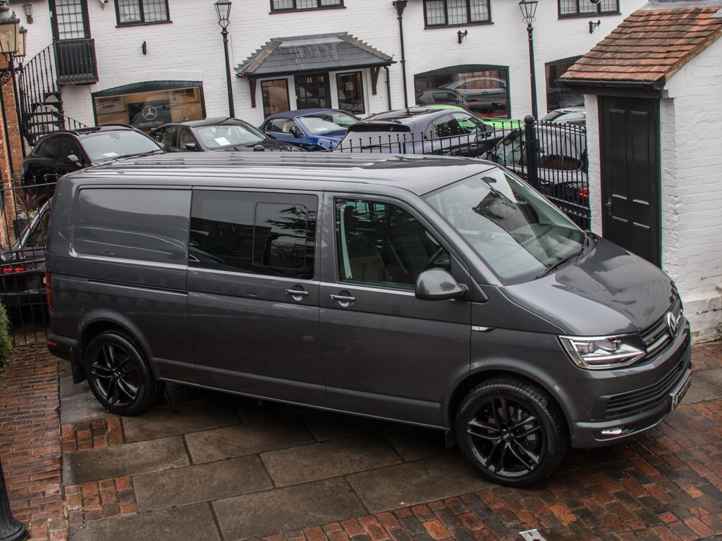 2017 Volkswagen    Transporter T32 Highline 4Motion  For Sale (picture 8 of 18)