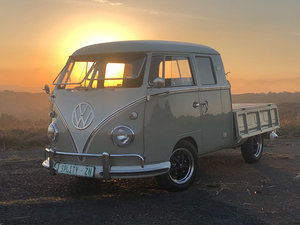 Volkswagen Split Screen Crew Cab