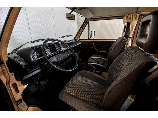 1986 Volkswagen Transporter T3 Camper Eurec + trailer For Sale (picture 4 of 6)