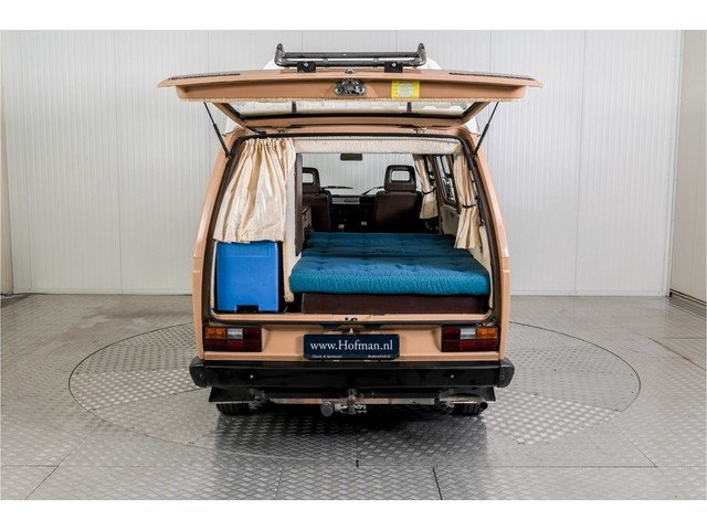 1986 Volkswagen Transporter T3 Camper Eurec + trailer For Sale (picture 6 of 6)