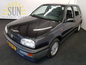Volkswagen Golf GT 1993 only 17,303 original kilometers For Sale