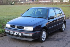Volkswagen Golf Driver 1994 - To be auctioned  For Sale by Auction