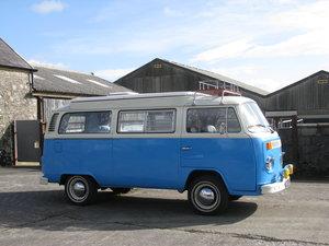T2 Camper Van