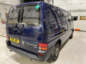 Classic T4 Volkswagen van 1 previous owner FSH