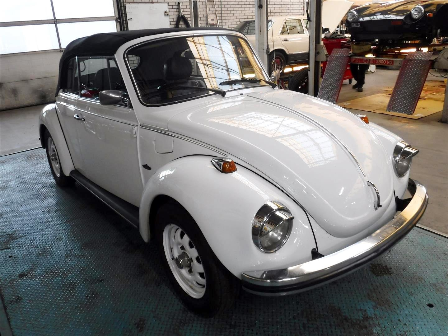 Volkswagen 1303 S convertible 1973 (perfect!) For Sale (picture 1 of 6)
