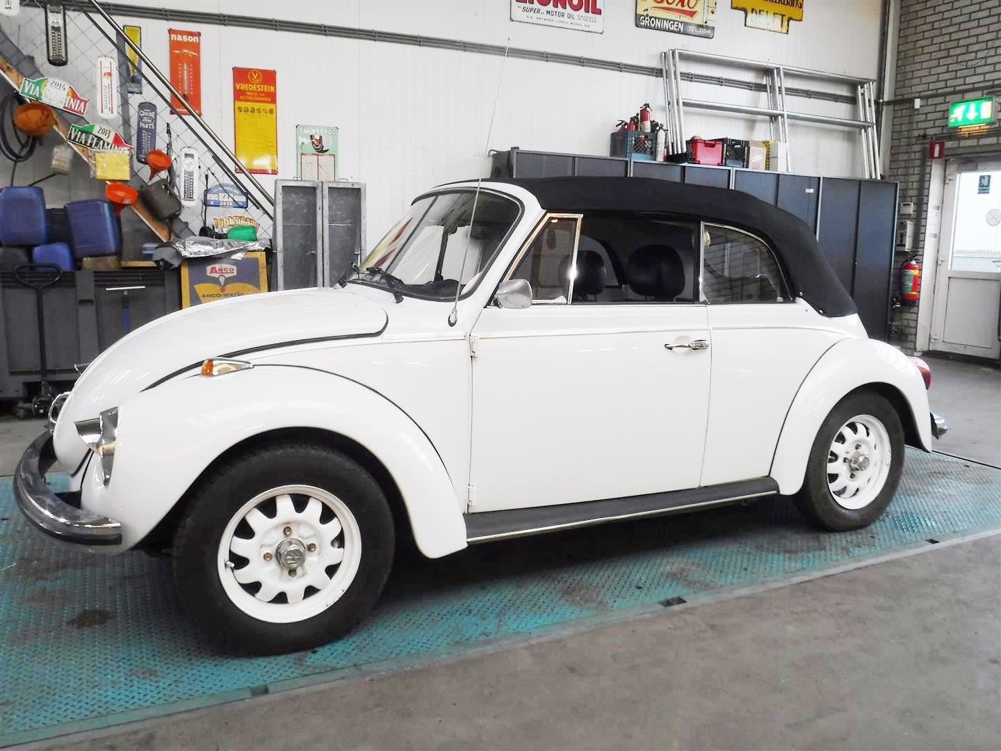 Volkswagen 1303 S convertible 1973 (perfect!) For Sale (picture 2 of 6)