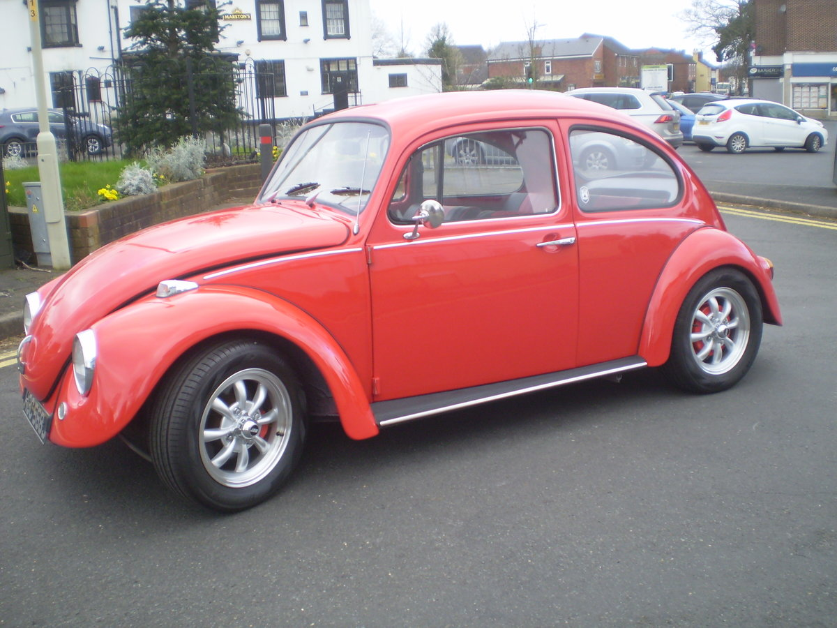 1971 Vw beetle  SOLD (picture 2 of 6)