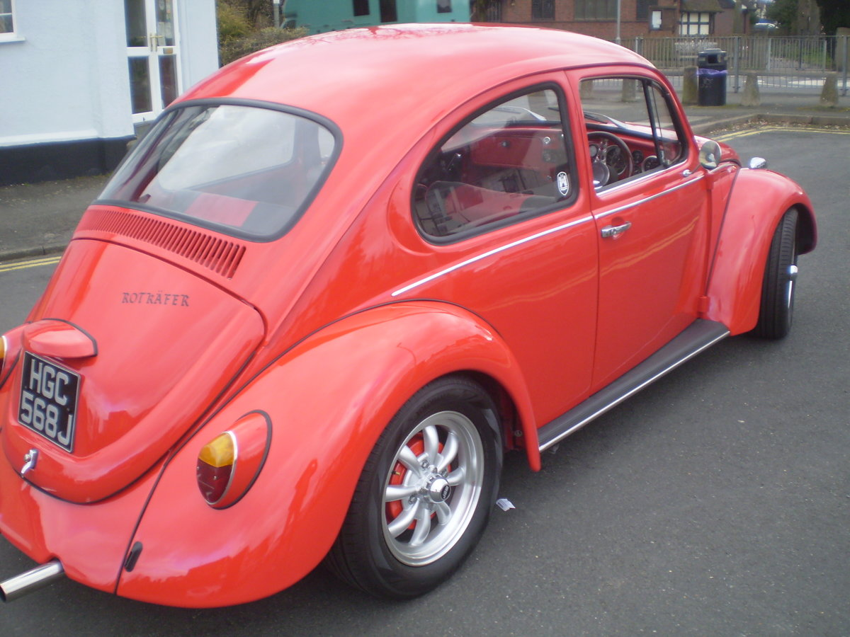 1971 Vw beetle  SOLD (picture 4 of 6)