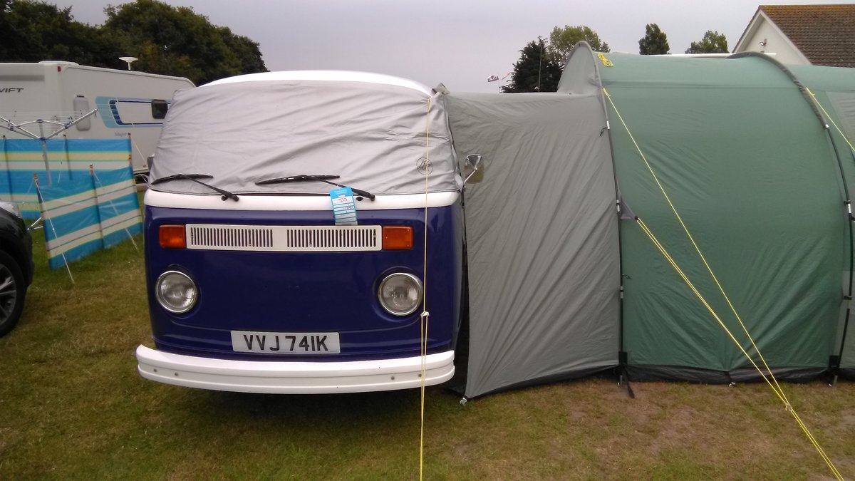 1972 Vw campervan For Sale (picture 2 of 6)