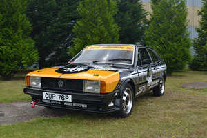 1980 Immaculate VW Scirocco GTI Junior Cup Race