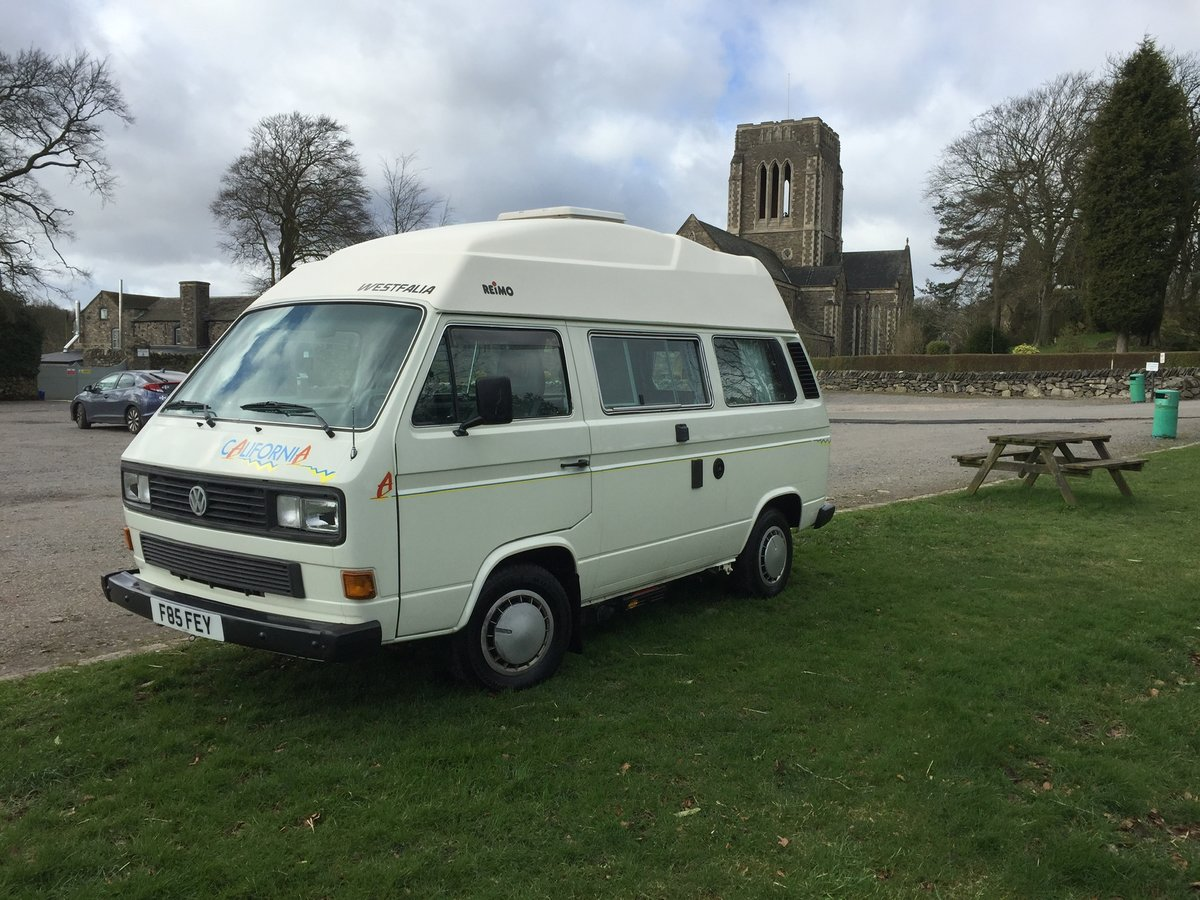 1989 VW T 3 Westfalia California Very Low miles  For Sale (picture 1 of 6)