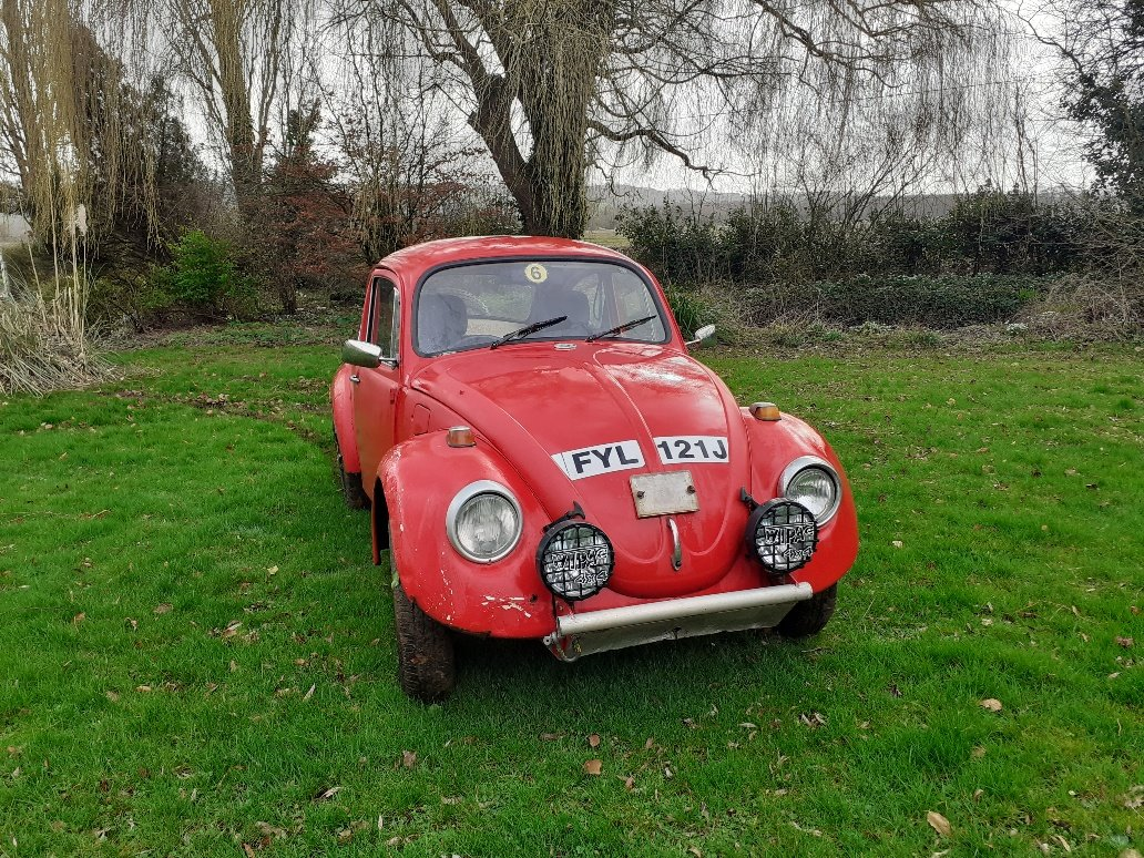 1970 Classic Trials Beetle For Sale (picture 1 of 5)