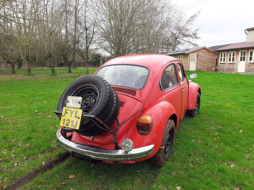 1970 Classic Trials Beetle For Sale (picture 2 of 5)