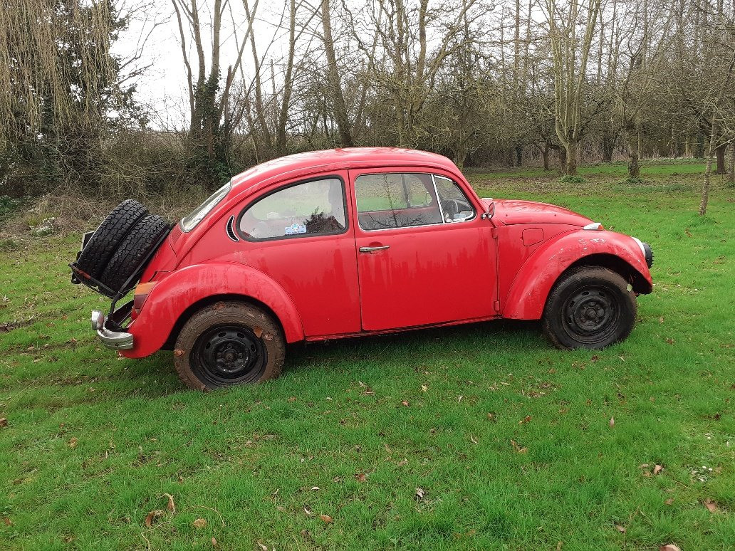 1970 Classic Trials Beetle For Sale (picture 4 of 5)