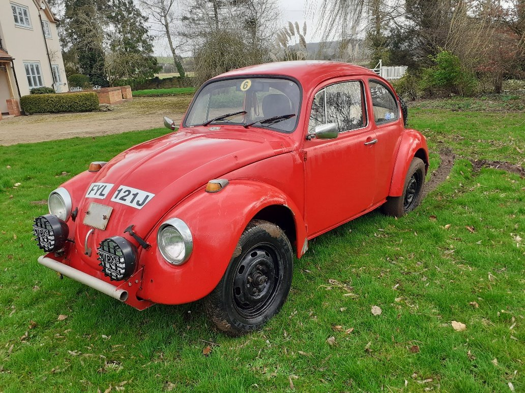 1970 Classic Trials Beetle For Sale (picture 5 of 5)