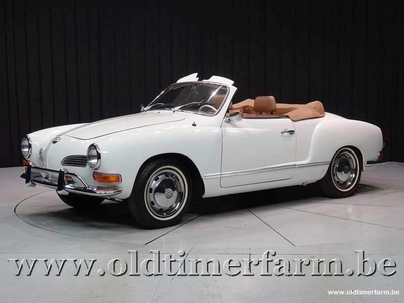 1971 Volkswagen Karmann Ghia Cabriolet '71 For Sale (picture 1 of 6)