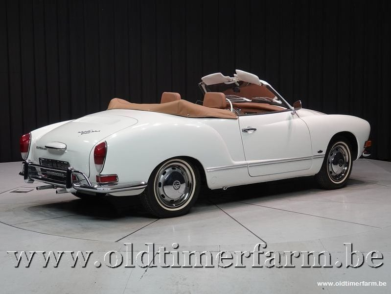 1971 Volkswagen Karmann Ghia Cabriolet '71 For Sale (picture 2 of 6)