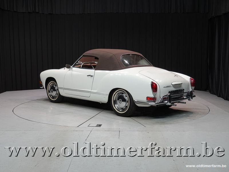 1971 Volkswagen Karmann Ghia Cabriolet '71 For Sale (picture 6 of 6)