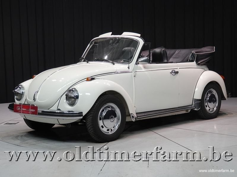 1973 Volkswagen 1303 Kever Cabriolet '73 For Sale (picture 1 of 6)