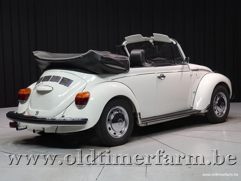 1973 Volkswagen 1303 Kever Cabriolet '73 For Sale (picture 2 of 6)