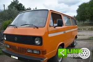 VOLKSWAGEN T3 / T25 1.6d ANNO1983 For Sale