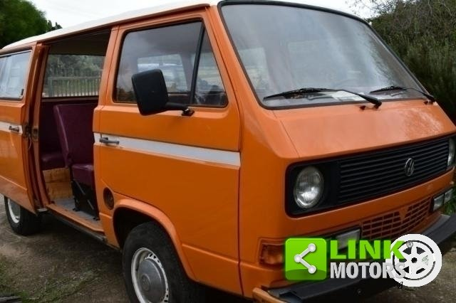 VOLKSWAGEN T3 / T25 1.6d ANNO1983 For Sale (picture 3 of 6)