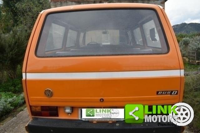 VOLKSWAGEN T3 / T25 1.6d ANNO1983 For Sale (picture 6 of 6)