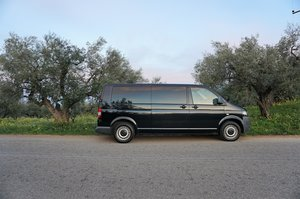 2010 VW Bus 2,0TD LWB 9seater For Sale