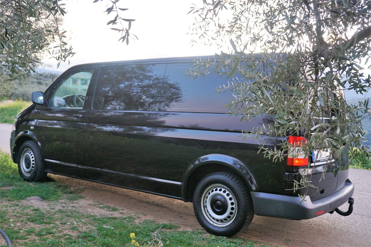 2010 VW Bus 2,0TD LWB 9seater For Sale (picture 4 of 6)