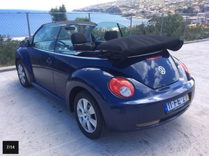 Pretty LHD New Beetle Cabrio TOP in Sunny Portugal