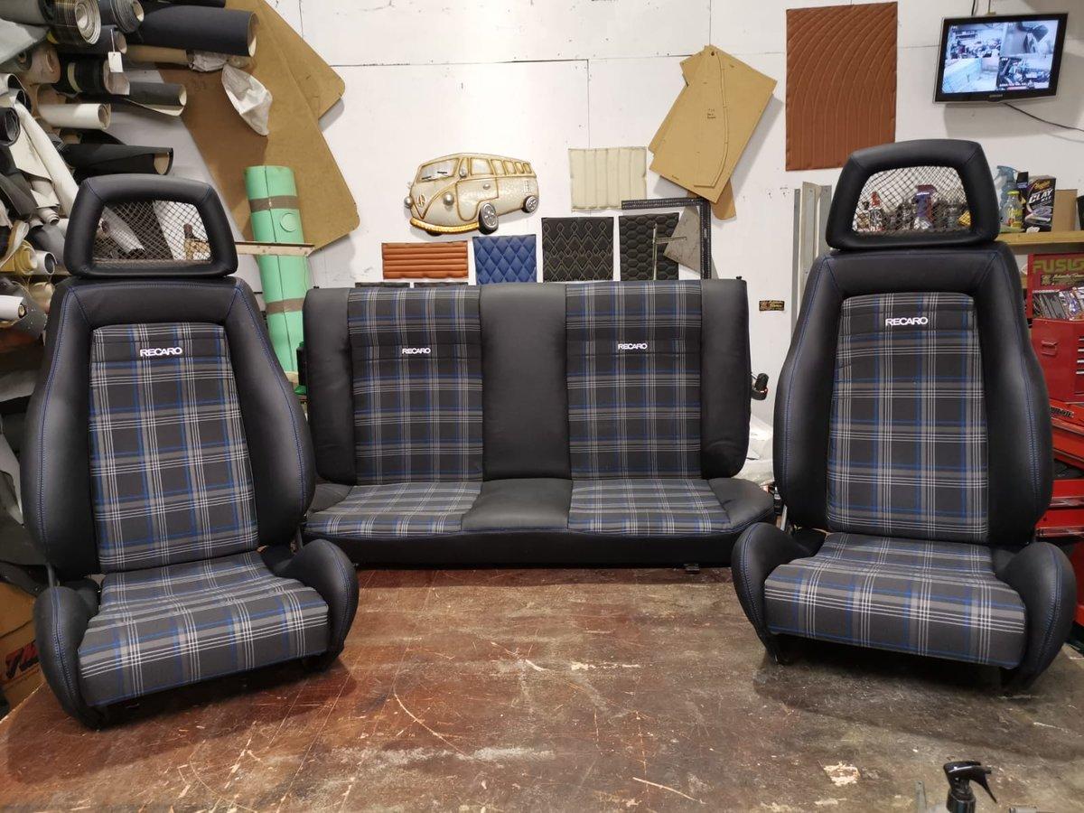 MK2 VW GOLF BUMPERS & ESTORIL WHEELS For Sale (picture 3 of 6)