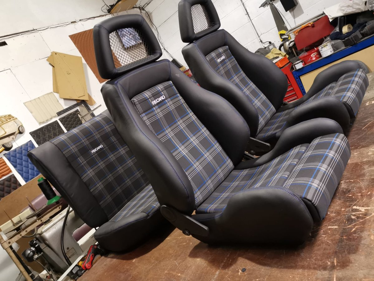 MK2 VW GOLF BUMPERS & ESTORIL WHEELS For Sale (picture 4 of 6)