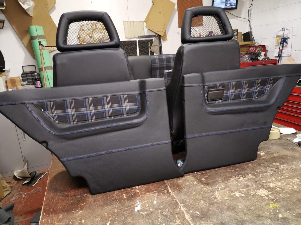 MK2 VW GOLF BUMPERS & ESTORIL WHEELS For Sale (picture 5 of 6)