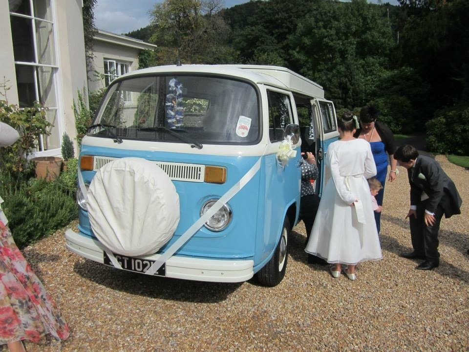 1973 T2 Devon bay window Campervan  For Sale (picture 2 of 4)