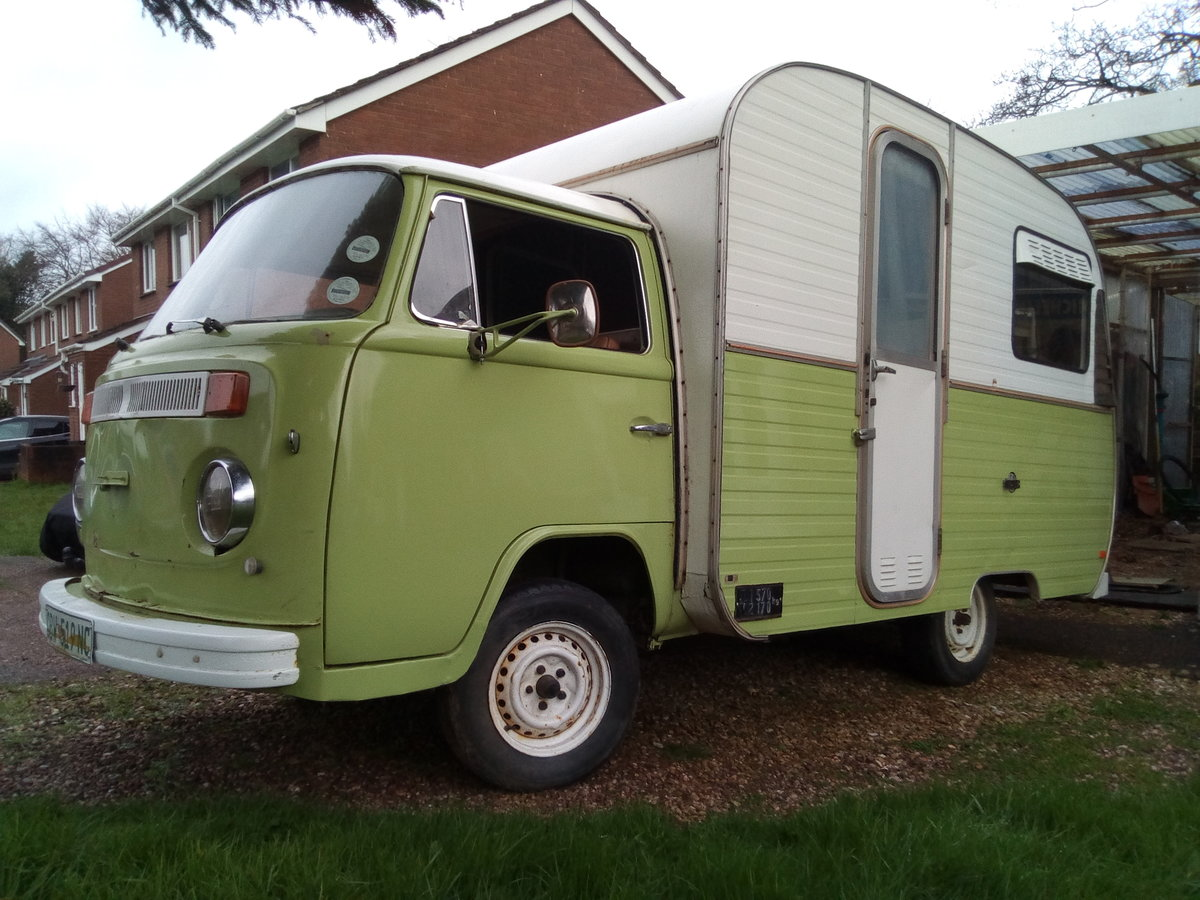 1976 VW Volkswagen Jurgens Autovilla -PRICE REDUCED For Sale (picture 1 of 6)