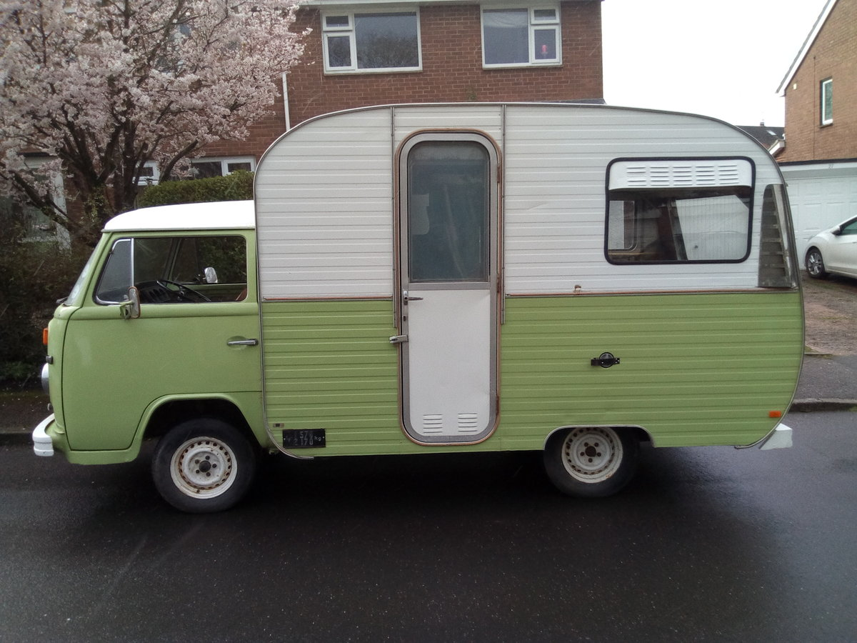 1976 VW Volkswagen Jurgens Autovilla -PRICE REDUCED For Sale (picture 2 of 6)