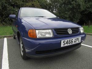1998 Volkswagen Polo 1.4L, 23K miles, 1 owner