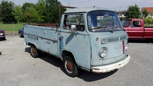 Volkswagn T 2 Pick - Up