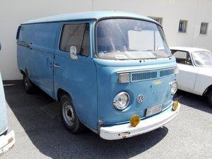 1975  Volkswagen T 2 VAN
