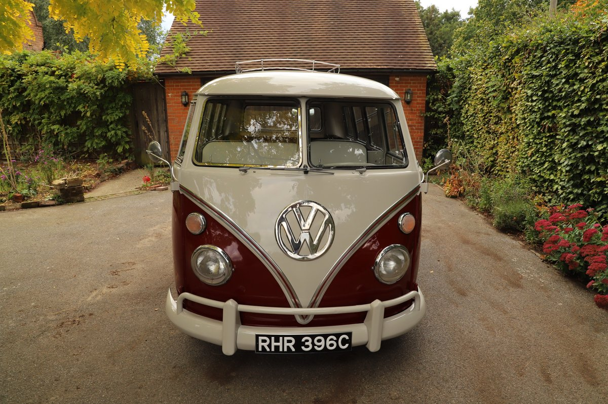 1965 VW Split Screen Camper Van. Exceptional Condition. For Sale (picture 3 of 6)