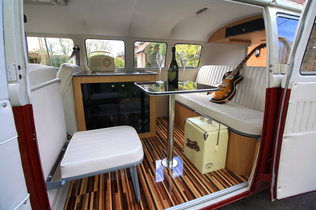 1965 VW Split Screen Camper Van. Exceptional Condition. For Sale (picture 5 of 6)