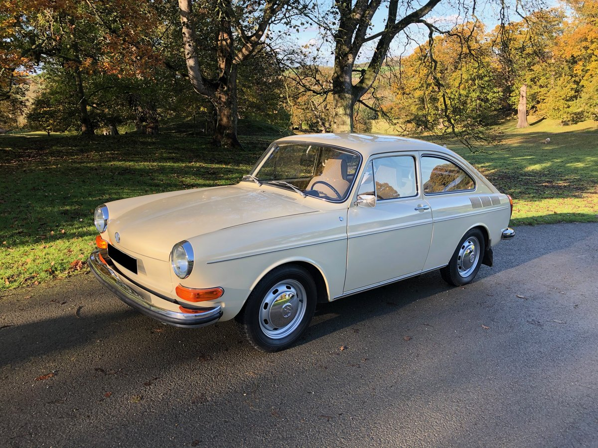 1973 Volkswagen Fastback Mint Original Condition. For Sale (picture 1 of 6)