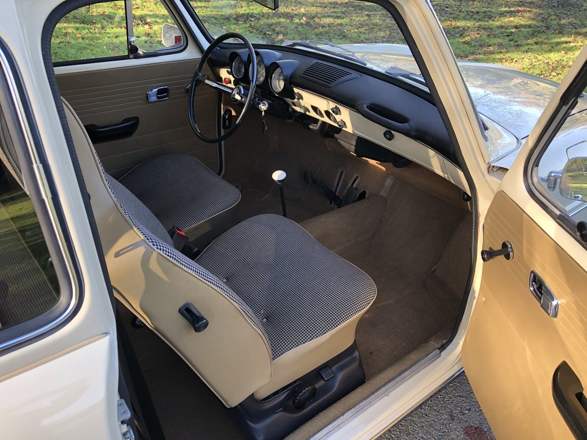 1973 Volkswagen Fastback Mint Original Condition. For Sale (picture 5 of 6)