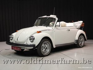 Volkswagen 1303 Kever Cabriolet '79