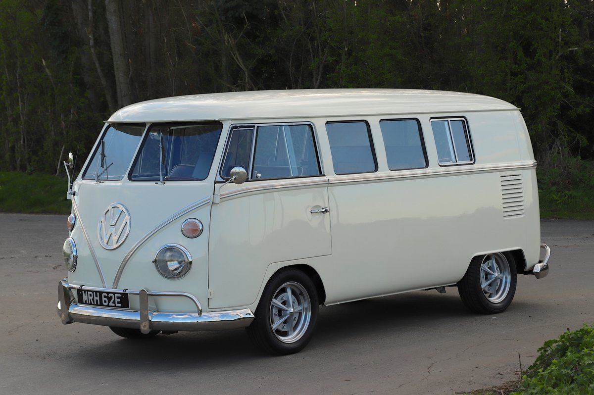 1967 VW Split Screen Camper Van. German Built. Full Resto For Sale (picture 1 of 6)
